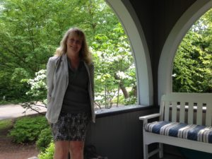 At a recent conference at Amherst College, Julie had a chance to see the interior of The Dell, Mabel's home between 1887-1897.